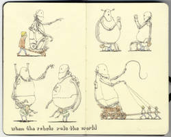 When robots rule the world by MattiasA