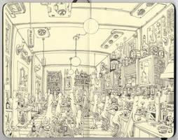 How alien party by MattiasA
