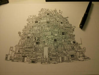 half circle by MattiasA