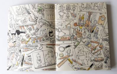 Workplace by MattiasA