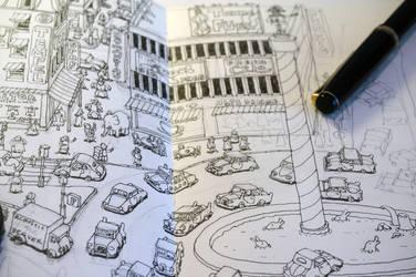 Roundabout by MattiasA