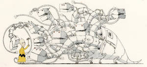 Reprogramming the automated hydra by MattiasA
