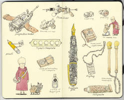 Drawing essentials by MattiasA