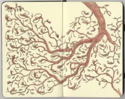 Dragon tree by MattiasA
