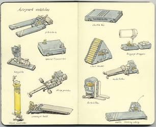 Airport-vehicles by MattiasA