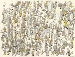 WHERE IN THE WORLD? by MattiasA