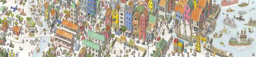 All the joys of city life by MattiasA