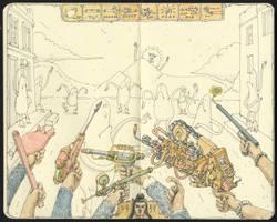 SheeevRevenge of the eight armed god. by MattiasA
