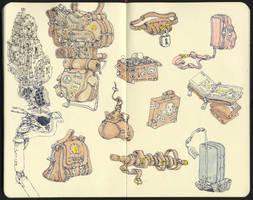 Baggy trousers by MattiasA