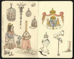 The Royal page by MattiasA