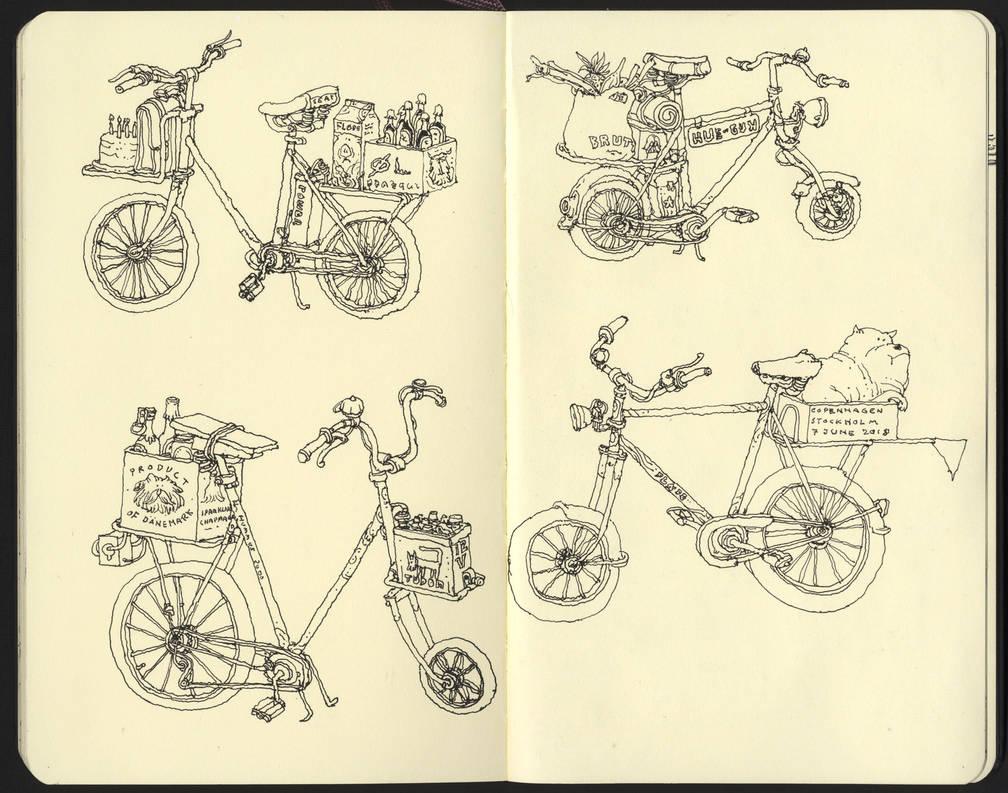 The Copenhagen wheel by MattiasA