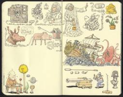 Potpourri by MattiasA