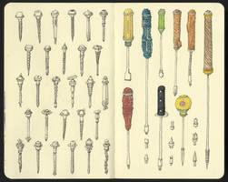 screw thread by MattiasA