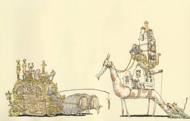 Trodders by MattiasA