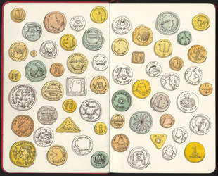 Numismatics by MattiasA