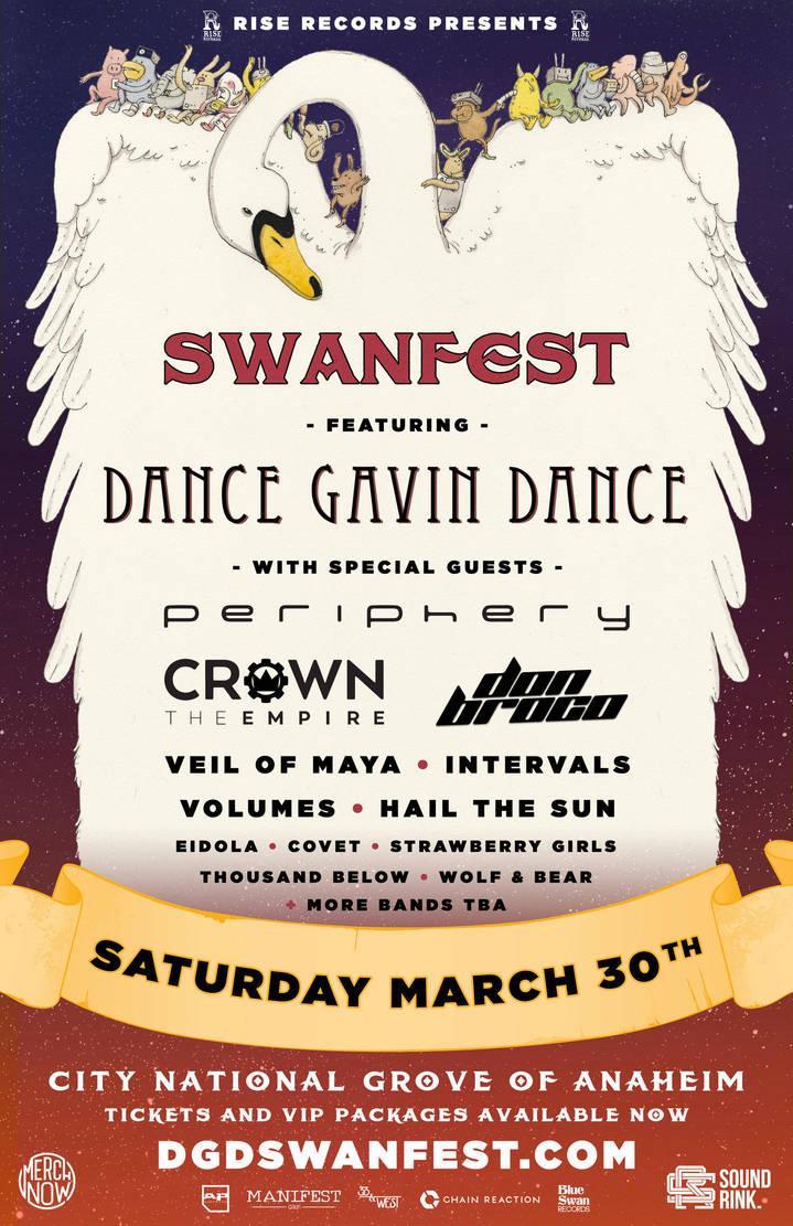 Swanfest by MattiasA
