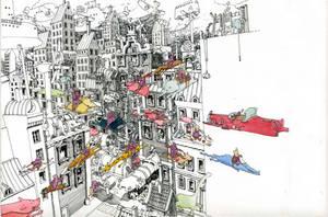 The Future by MattiasA