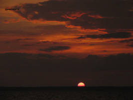 Red Sun by dproberts