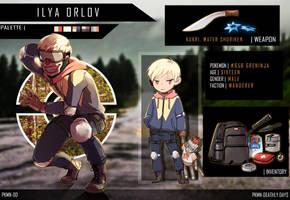PKMN-DD : Ilya Orlov by bikkini