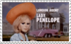 Lady Penelope stamp by DBurch01