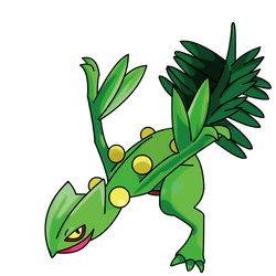 Sceptile 2 by DBurch01