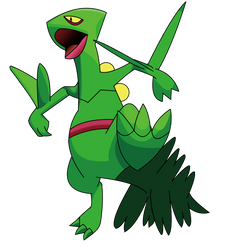 Sceptile by DBurch01