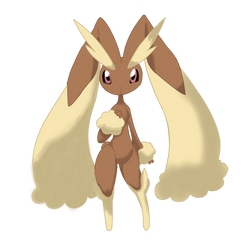 Lopunny by DBurch01