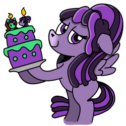 Happy Birthday PropheticProse by DBurch01