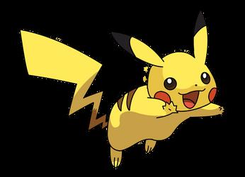 Pikachu by DBurch01
