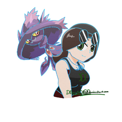Season and Mismagius by DBurch01