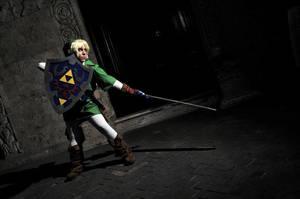 Link Zelda Cosplay by HylianCosplayItaly