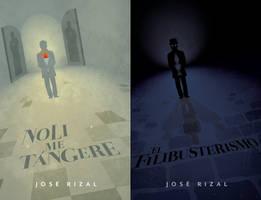 Noli Me Tangere y El Filibusterismo by privatechino