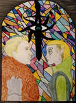 Couple of the Inquisition by Ellisis