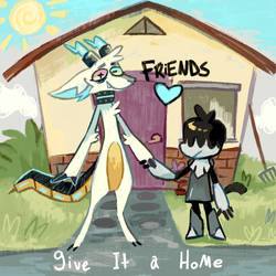 31. Give it a home by geckoZen