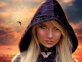 Witch by jiajenn