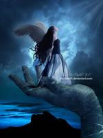 Rock Hand by jiajenn