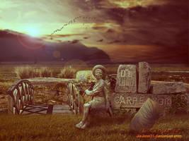 Traveller Boy by jiajenn
