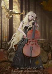 Gothic Autumn 2 by jiajenn