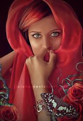 Scarlet by jiajenn
