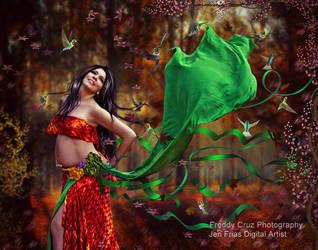 Lorelei Autumn by jiajenn