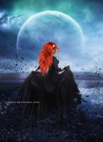 Black Fantom by jiajenn