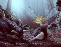 The Fairy Wood by jiajenn