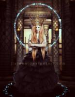 Queen Magic by jiajenn