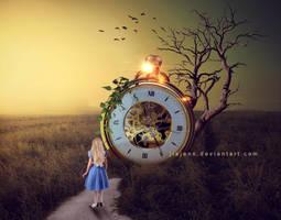 Surreal Watch by jiajenn