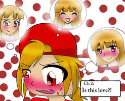 chapter 2 finally here!! Is This LOVE?! by KazumiFox2