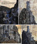 Cirith Ungol details 2 by LePtitSuisse1912