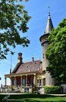 Chateau de Cormondreche Depuis le Parc by LePtitSuisse1912