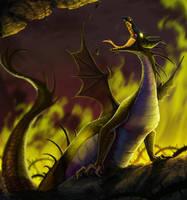 Maleficent by SeaSaltShrimp
