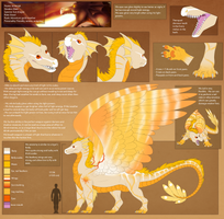 [commission] Jeremiah Reference Sheet by SeaSaltShrimp