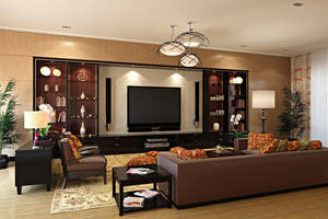 Living Room by masvaley